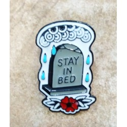 Pin stay in bed
